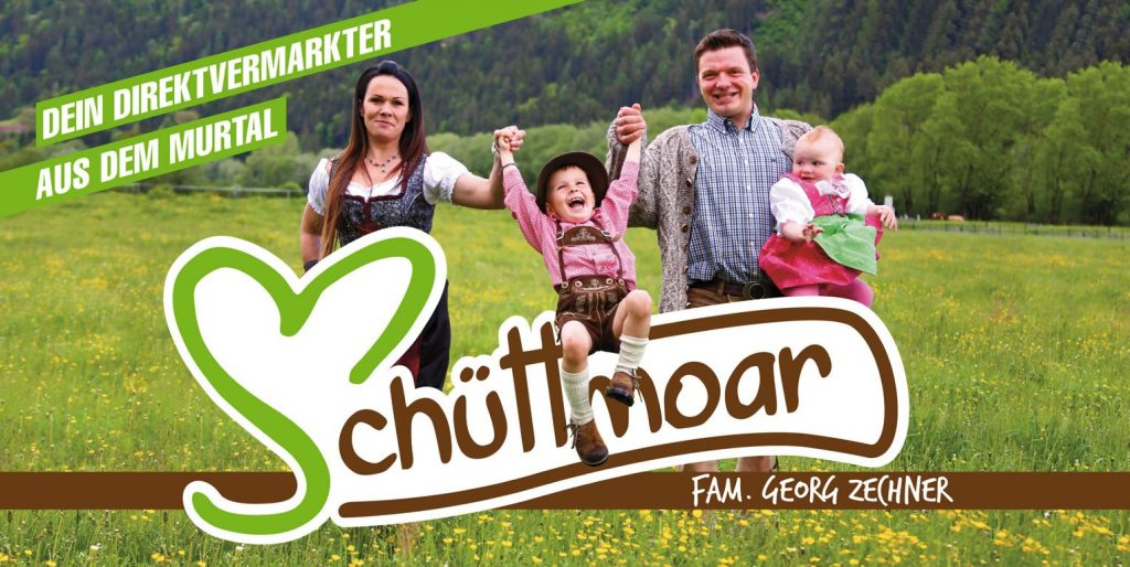 Direktvermarktung Familie Zechner - Dein Direktvermarkter aus dem Murtal